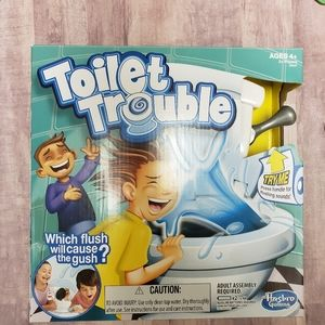 Toilet Trouble Game New in Box